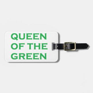 緑の女王 ラゲッジタグ