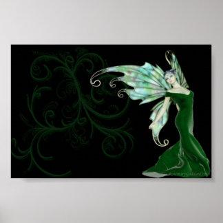 緑の妖精 ポスター