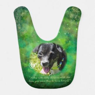 緑の子犬HoofbeatsおよびPawprints ベビービブ