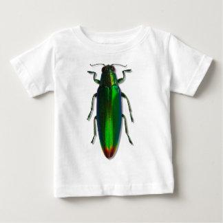 緑の宝石 ベビーTシャツ