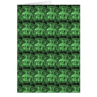 緑の宝石- earthernエメラルドの芸術   低価格gif カード