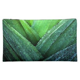 緑の常習 コスメティックバッグ