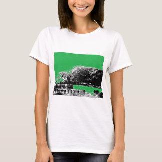 緑の干し草 Tシャツ
