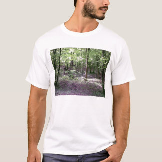緑の平和 Tシャツ
