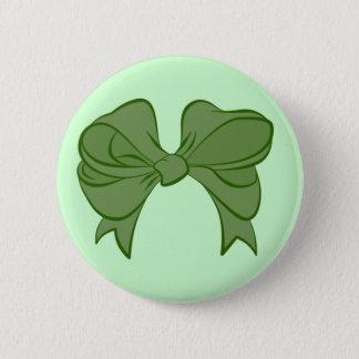 緑の弓ボタン 缶バッジ