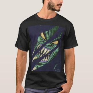 緑の恐れ Tシャツ