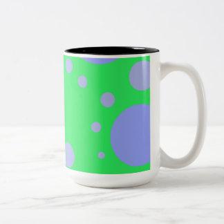 緑の捕虜のマグ ツートーンマグカップ