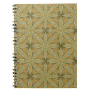 緑の星破烈 ノートブック
