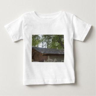 緑の木アメリカの環境のギフトNVN678のおもしろい ベビーTシャツ