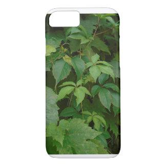 緑の森林ケルト族のブドウの箱 iPhone 8/7ケース