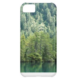 緑の森林 iPhone5Cケース