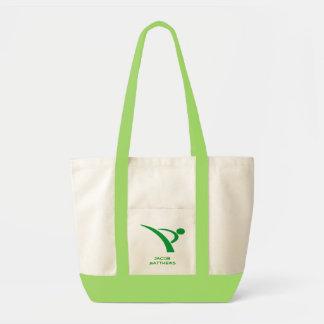 緑の極度なキッカートートバック トートバッグ