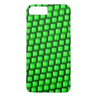 緑の正方形のやっとそこにiPhone 7のプラスの場合 iPhone 8 Plus/7 Plusケース