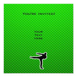 緑の武道 カード