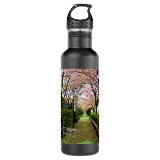 緑の歩行 ウォーターボトル