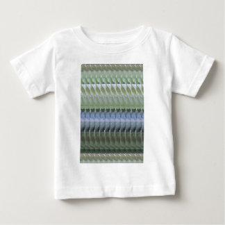 緑の水晶石造りの芸術の宝石のギフトの点検NVN694 ベビーTシャツ