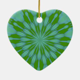 緑の泡禅 セラミックオーナメント