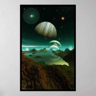 緑の海 ポスター