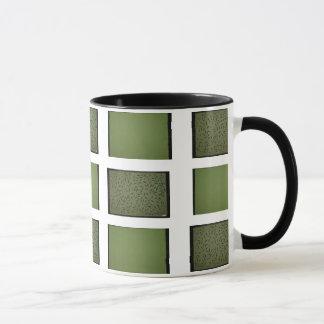 緑の点検のマグ マグカップ