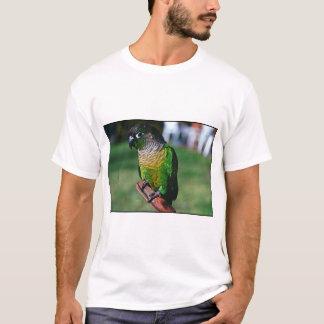 緑の点検のconure tシャツ