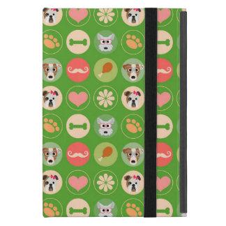 緑の犬愛 iPad MINI カバー