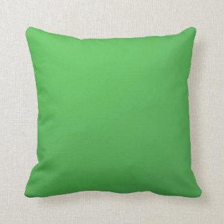 緑の環境: 空白の買いますか、またはTXTのイメージを加えて下さい クッション