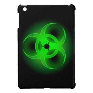 緑の生物学的災害[有害物質] iPad MINI カバー