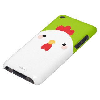 緑の白い鶏 Case-Mate iPod TOUCH ケース