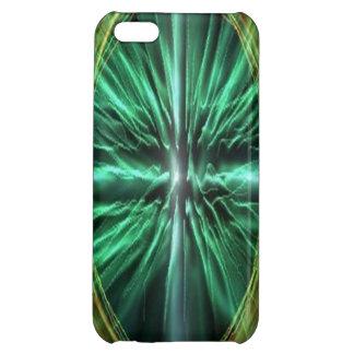 緑の稲妻 iPhone5Cケース