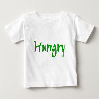 緑の空腹 ベビーTシャツ