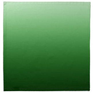 緑の空 ナプキンクロス