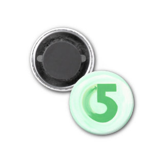 緑の第5磁石 マグネット