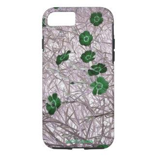 緑の緑Nadeshiko. iPhone 7ケース