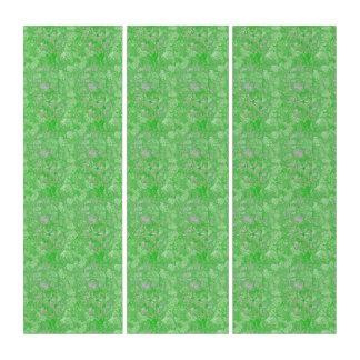 緑の群葉 トリプティカ