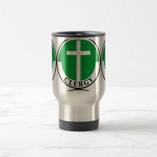 緑の聖職者 トラベルマグ