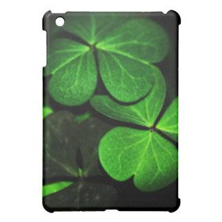 緑の自然な自然の葉Eco iPad Miniカバー