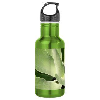 緑の自然な色合い ウォーターボトル