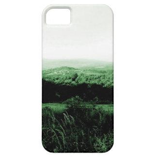 緑の荒野のiPhone/iPadの箱 iPhone SE/5/5s ケース