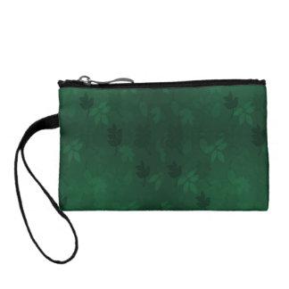 緑の葉 コインパース