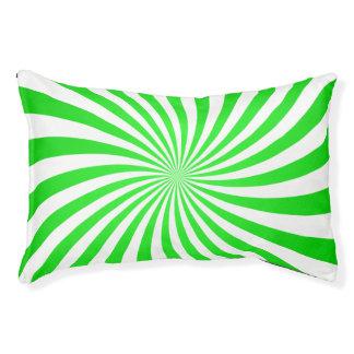 緑の螺線形