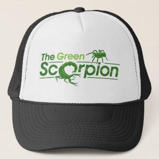 緑の蠍 キャップ