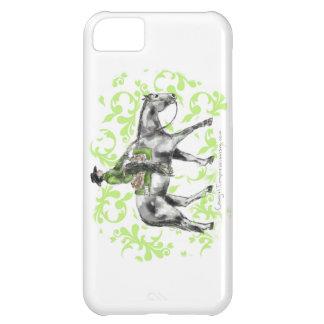 緑の西部 iPhone 5C ケース