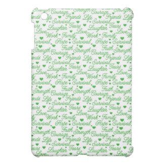緑の認識度はiPadの場合を言い表わします iPad Mini Case