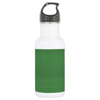 緑の質のテンプレートDIYの簡単は文字の写真JPGを加えます ウォーターボトル