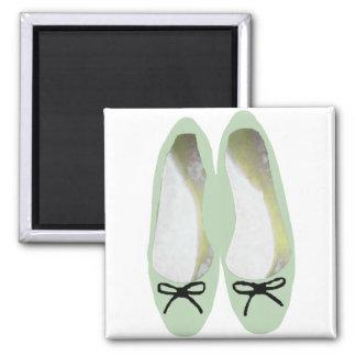 緑の靴 マグネット