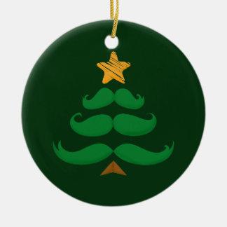緑の髭の木 セラミックオーナメント