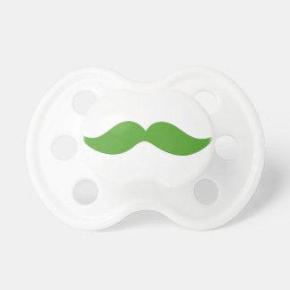 緑の髭 おしゃぶり