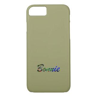 緑の魅力的なiPhone 7の場合 iPhone 8/7ケース