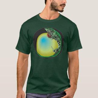 緑のAnole Tシャツ