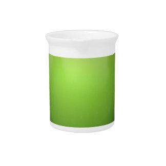 緑のApple ピッチャー